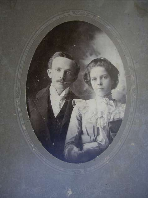 William Marvin and Emma F Houston Anderson